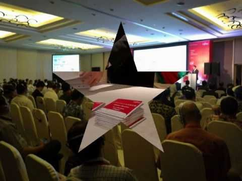 Fujitsu Asia Pacific conference #Jakarta Supported by #Elitery