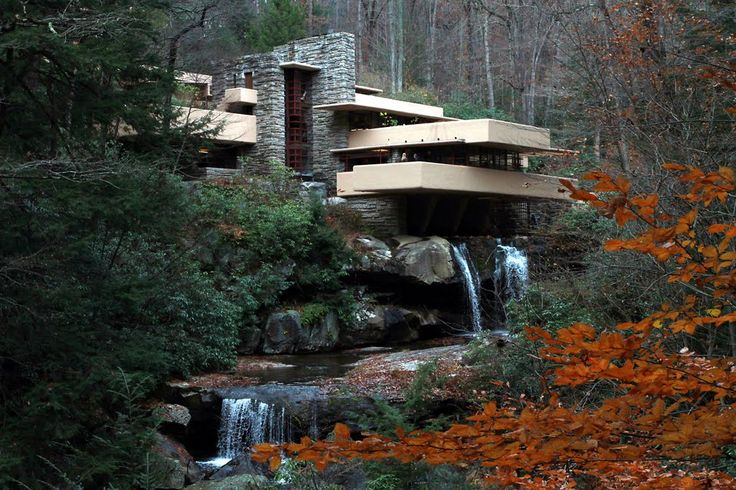137 Best Images About Falling Water Mood Board On
