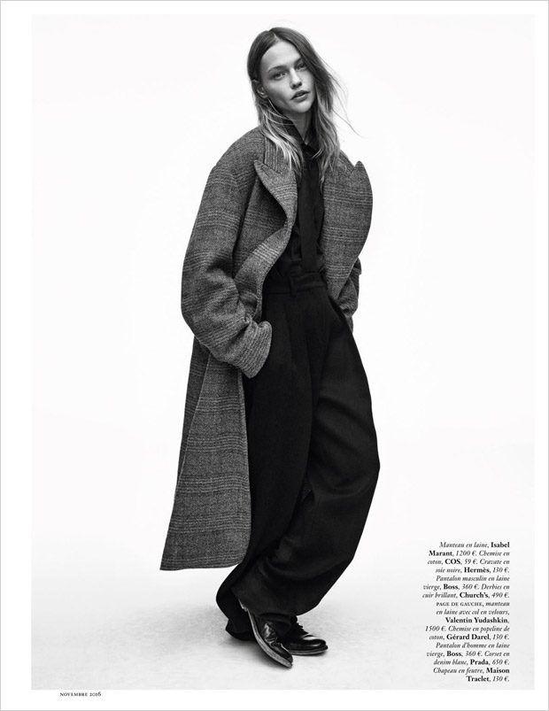 Vogue Paris Isabel Marant coat Flint coat @wendelavandijk_shop