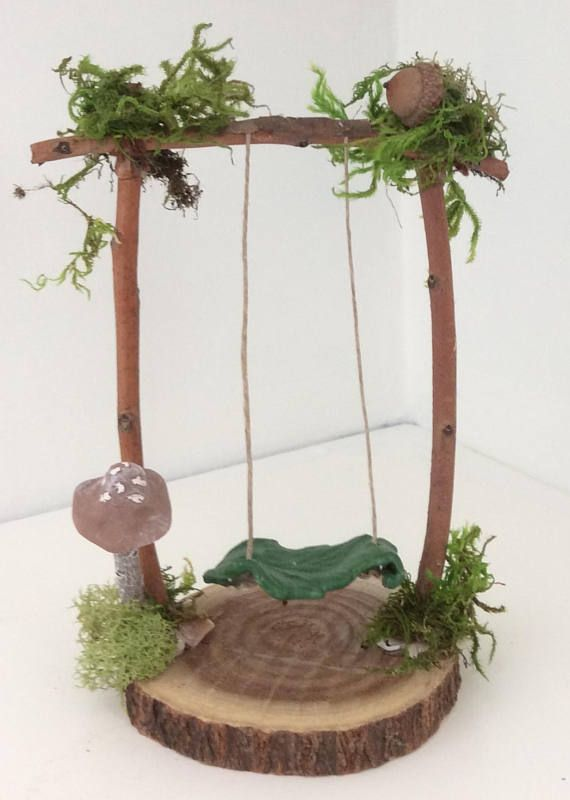 Fairy Swing by Olive Faerie Swing Fae Swing Faerie