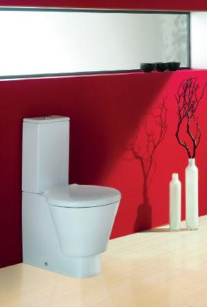 Sheno Back to Wall Toilet Suite
