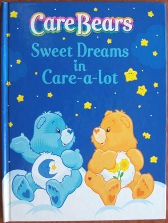 114 Best Images About Care Bear Books On Pinterest