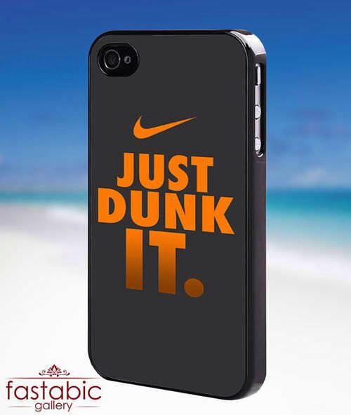 just dunk (do) it phone case