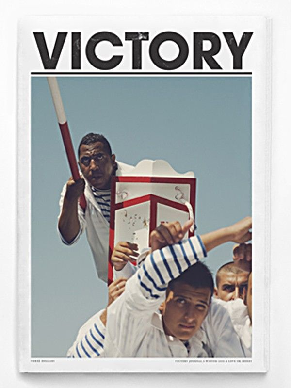 VICTORY JOURNAL ISSUE 3
