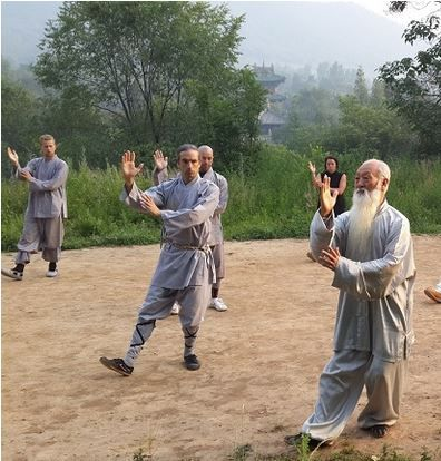 Wudang Shaolin tai chi chuan - China Chinese martial arts