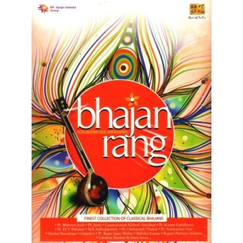 Bhajanrang Colors Of Bhajan (Music, Audio CD)