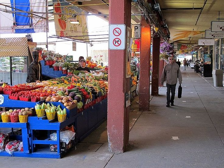 Eating is a big part of visiting Montreal. Visiting one of the city's public markets such as the Atwater or Jean Talon market is such to give you the authentic Montreal experience. Here you can mingle with locals all while shopping with them for fresh local produce and visiting small shops.