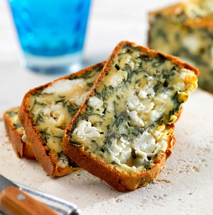 Cake Spanakopita : la recette facile