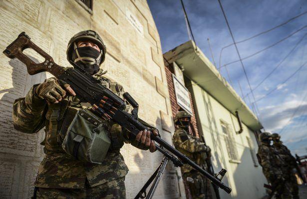 Jandarma Özel Harekat - Diyarbakır