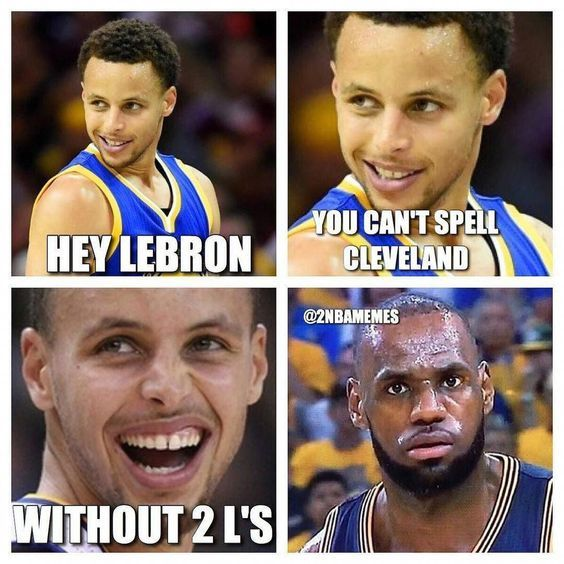 Top 10 Warriors Basketball Memes Ever
