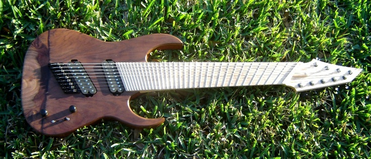 Sword 9 string guitar