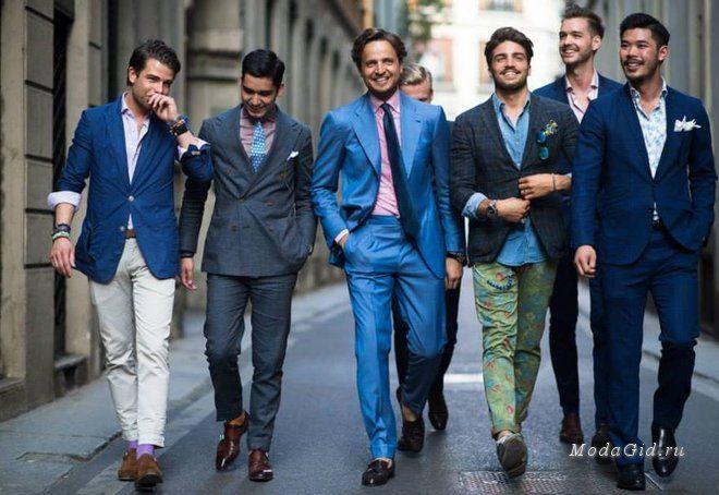 Картинки по запросу синий мужской костюм 2014