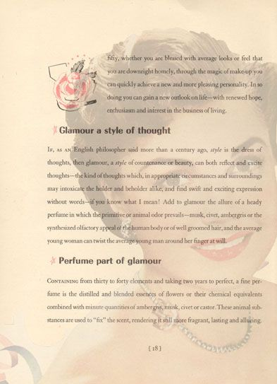 1940s Style Make-up Application | Glamourdaze