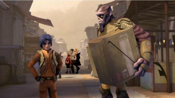 Star wars rebels fanfiction