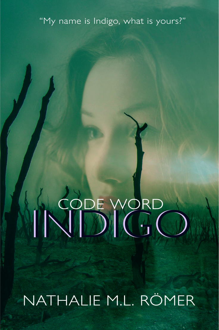 Code Word Indigo (Utopus Series)