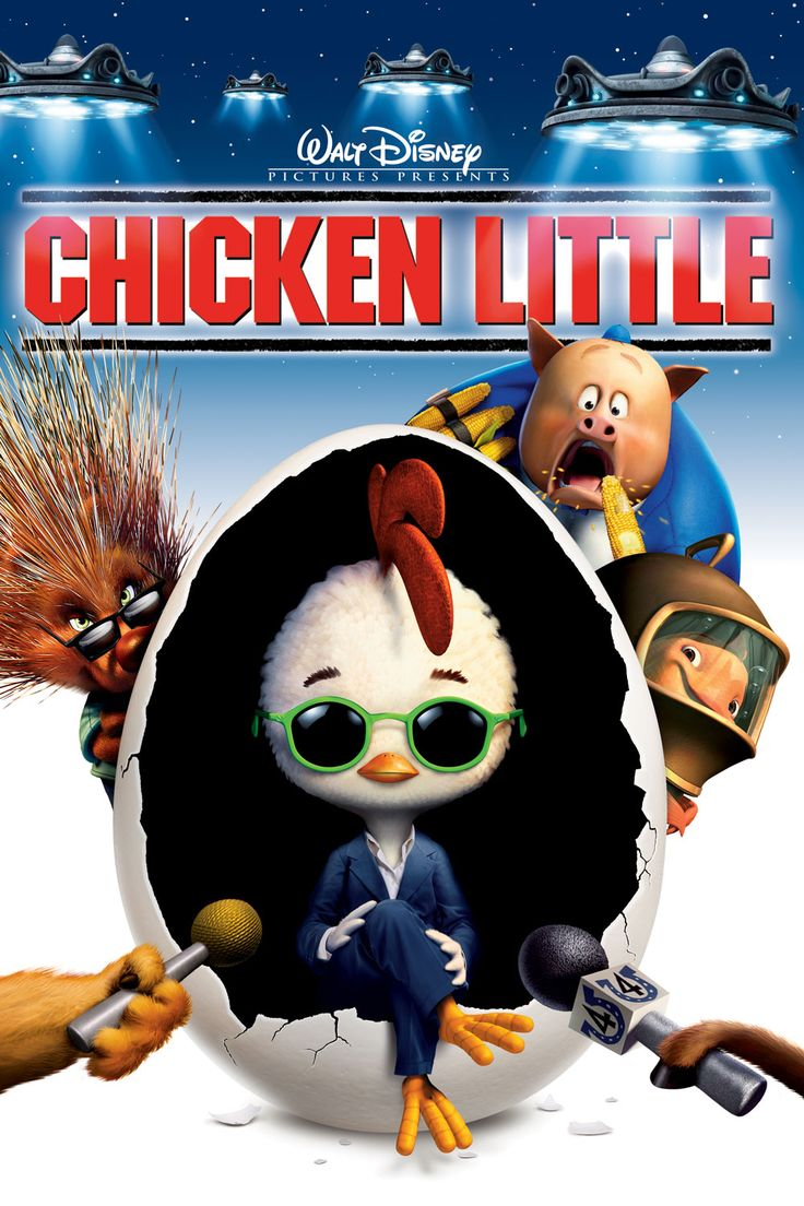 Chicken little 2005 walt disney moviesdisney