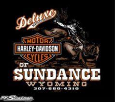 Back Prints   Deluxe Harley-Davidson®   Gillette Wyoming