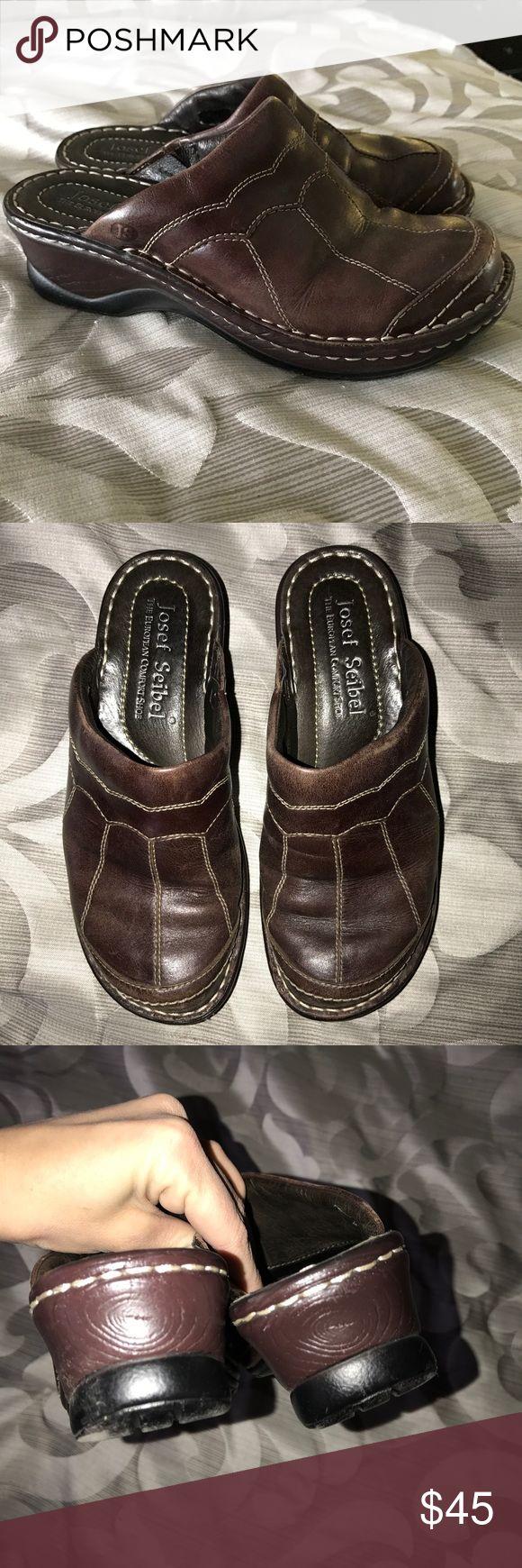 Josef Seibel Clog Shoes Size 36 Josef Seibel Shoes Mules & Clogs