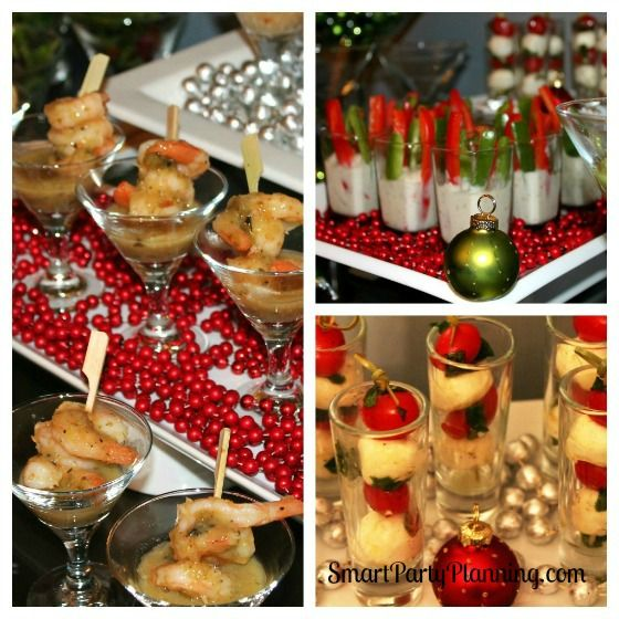 Ideas for display at a Tapas Party