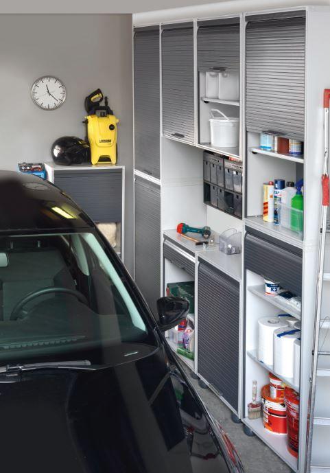 Armarios para garaje stunning vestidor with armarios para - Armario para garaje ...