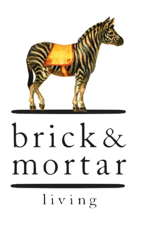 "#brickandmortarliving - ""Zebra Love""  ~  IMAGE FROM: http://graphicsfairy.blogspot.ca/2012/01/vintage-graphic-circus-zebra.html"