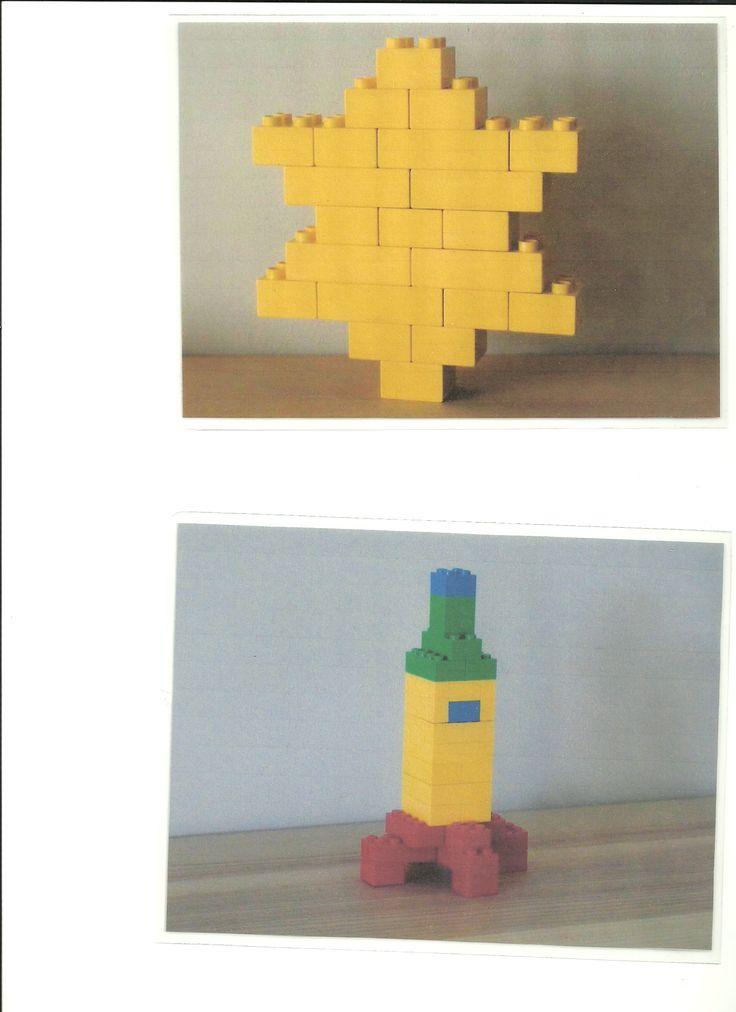 Bouwplannen lego
