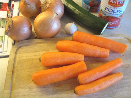 Grønnsakslasagne