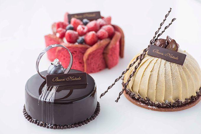 グランド ハイアット 東京のクリスマス ケーキ&スイーツ、8種の味が1つになったモザイクケーキなど | ニュース - ファッションプレス