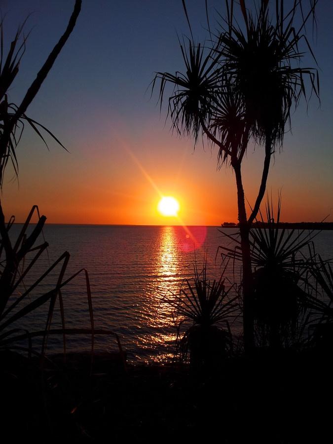 Darwin Sunset, Australia 