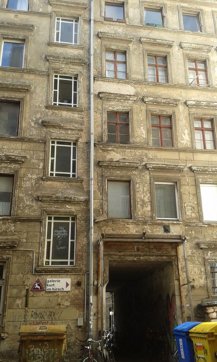 Hirschhof, old GDR site in Prenzlauer Berg