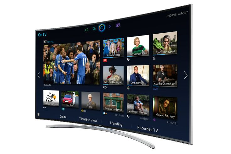 Samsung H8000 #Norwich 48 inch 55 inch models available soon.