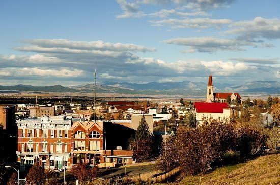 visit Helena, Montana