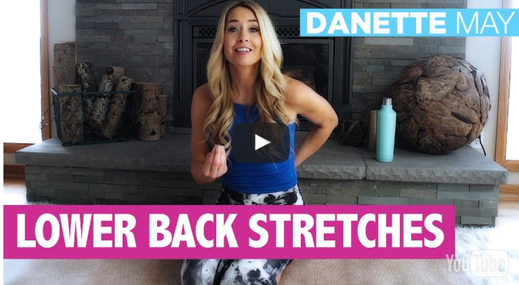 These lower back stretches will help alleviate lower back strain. Stretching can help your flexibility, which helps prevent injuries when exercising. This workout is very easy to do from home or at the office. Building up your core muscles will help support your lower back. Your lower back gets strain from constant sitting at a desk at work, driving, and inactivity. Your in health, Danette P.S. Please share these stretches with your friends and I always love to hear from you in the comments…