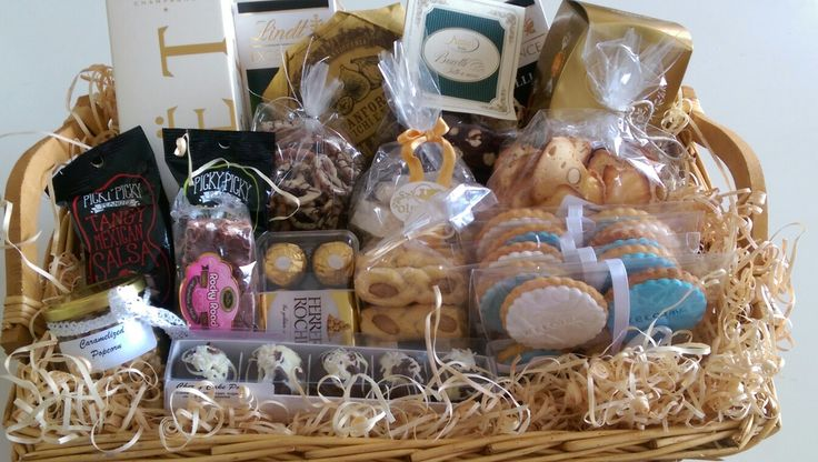 Welcome new client sweets hamper