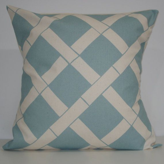 master bed pillow New 18x18 inch Designer Handmade Pillow by milkandcookiesCanada, $20.00