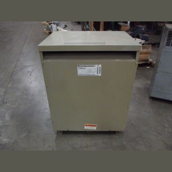 Model: 9T23B4008G22. Volts:  Primary: 460V. Secondary: 460/266V.   Hz: 60. Phase: 3.  Weight: 630 lbs.  View more 93 kVA Transformers
