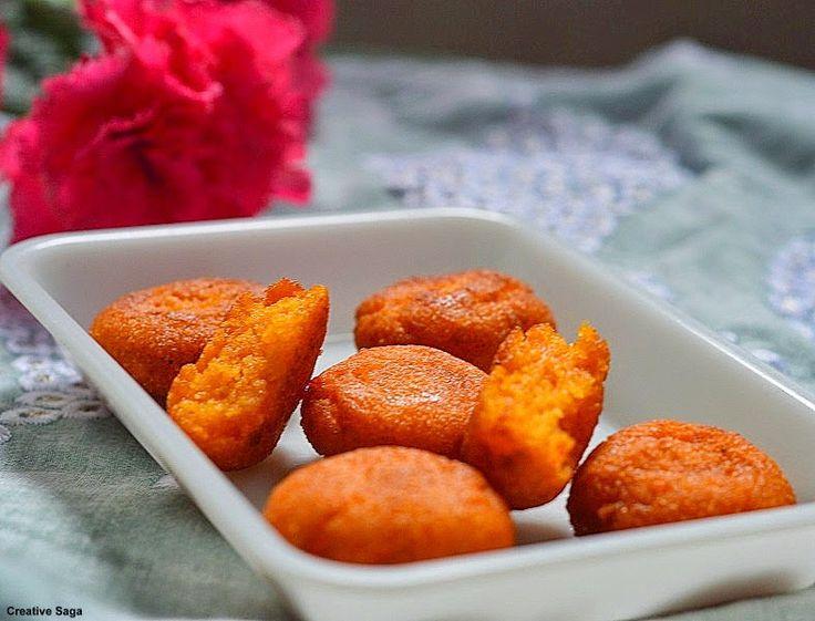 Rava appam recipe - Rava appalu - Easy indian sweet recipes for Navaratri