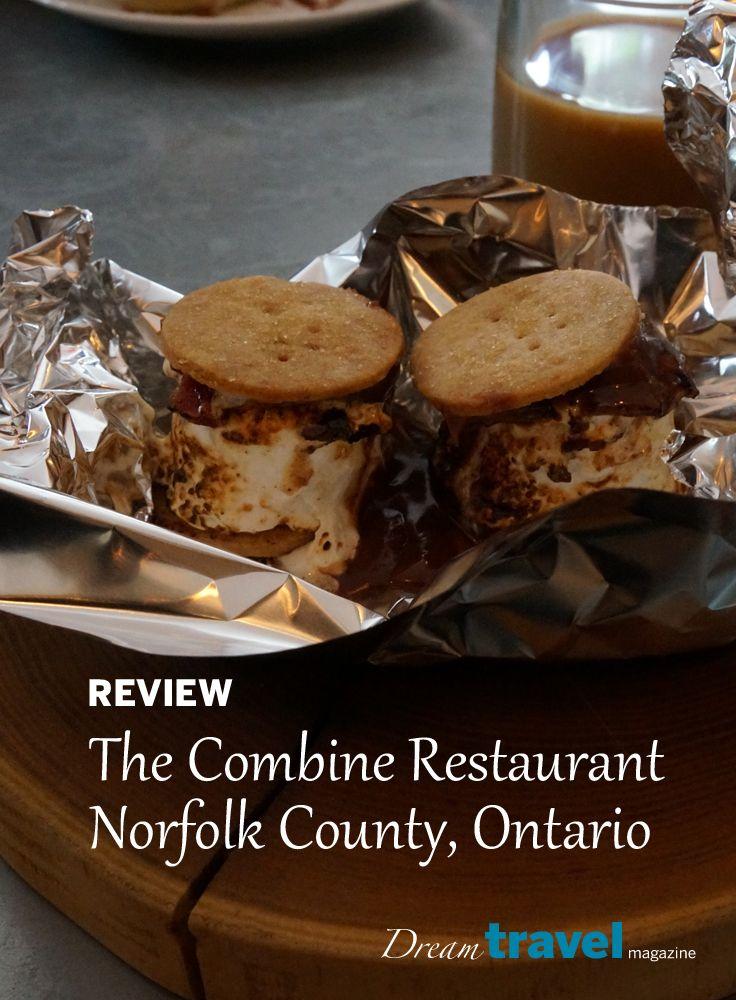 The Combine Restaurant Norfolk Ontario: Local Feel at Home Goodness - www.dreamtravelmagazine.com