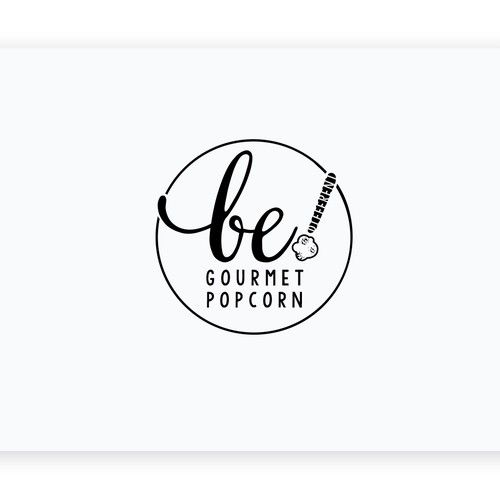 Be ! 鈥?20Create a catchy logo for a new popcorn brand