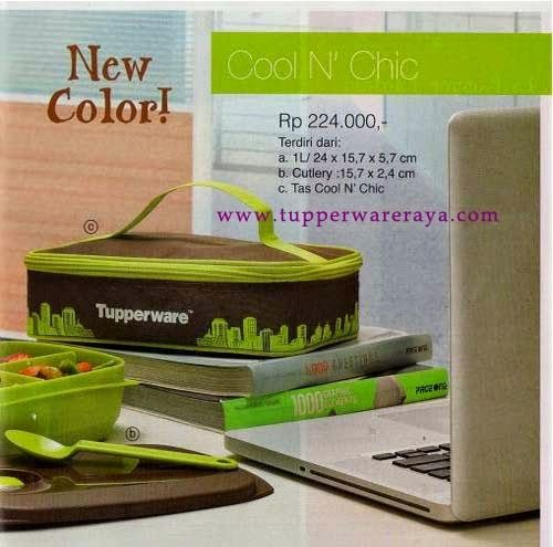 Promo Tupperware April 2014 - Cool N Chic