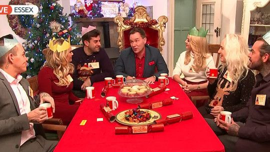 GMB 161215 Towie Christmas