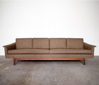 Dux sofa. How I want to reupholster ours