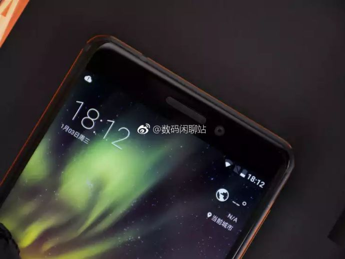 New leaks reveal us about the design of the phone Nokia 6 2018 before the official announcement