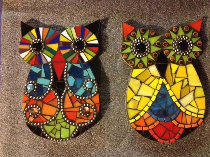 Birds and Owls by Jill Kernodle