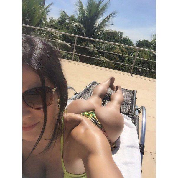 Eva Andressa Instagram