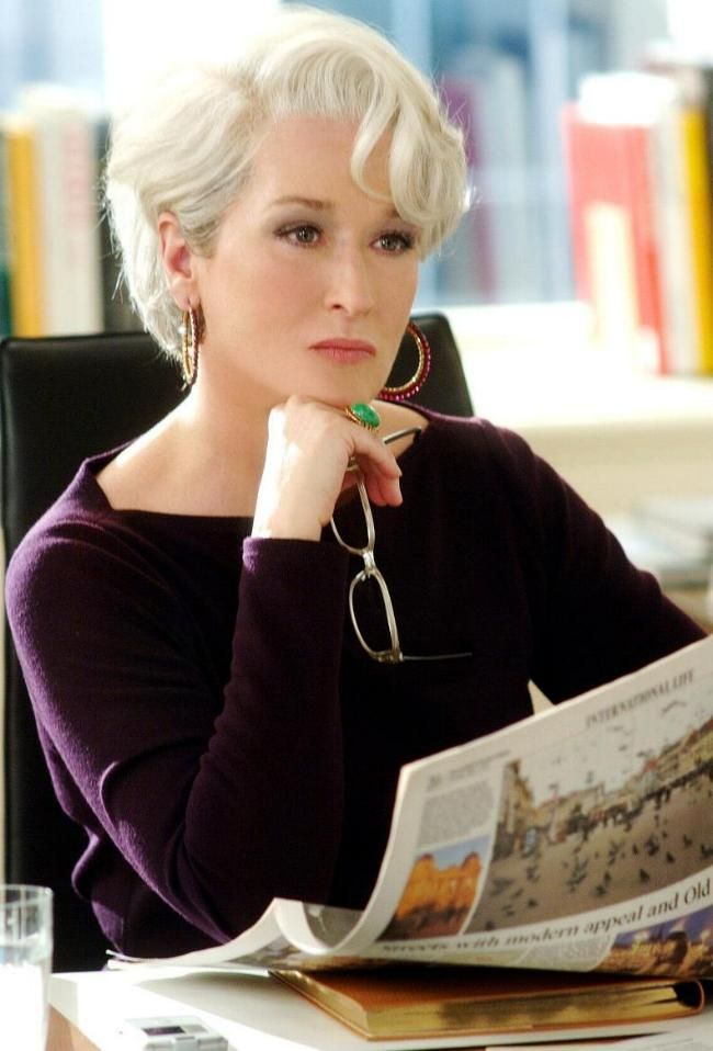 Madeleine Saint-Aubin inspiration (Meryl Streep)