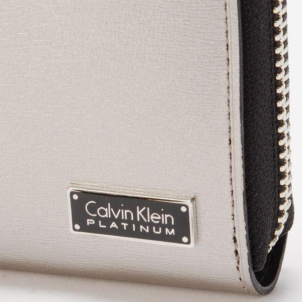ラウンド長札   カルバン・クライン プラティナム・レーベル(CalvinKlein platinumlabel)   ファッション通販 マルイウェブチャネル[WW737-330-22-01]