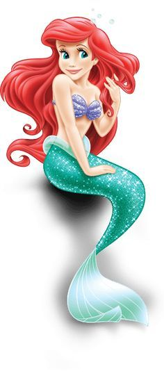 Free Printable Mini Kit for your Little Mermaid Party.