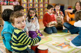 ze vinden het leuk om met de klas samen te gaan zingen