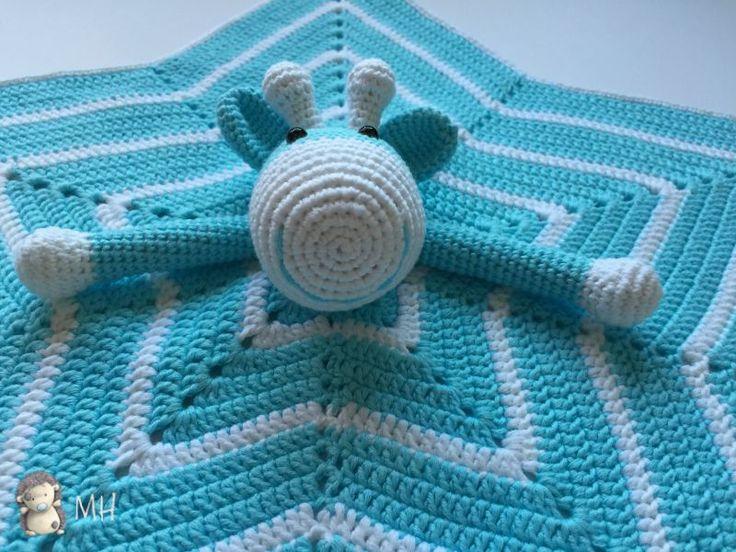 17 mejores ideas sobre manta de seguridad de ganchillo en - Como hacer una manta de lana para el sofa ...